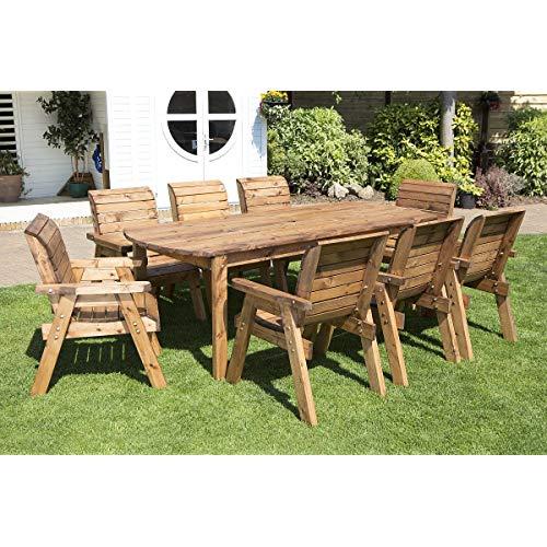 Get The Best Wooden Garden Furniture – Decorifus