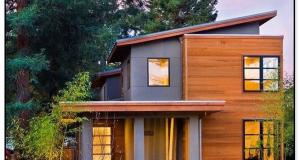 43 Modern Minimalist Wooden House 2019 | Exterior design, House .