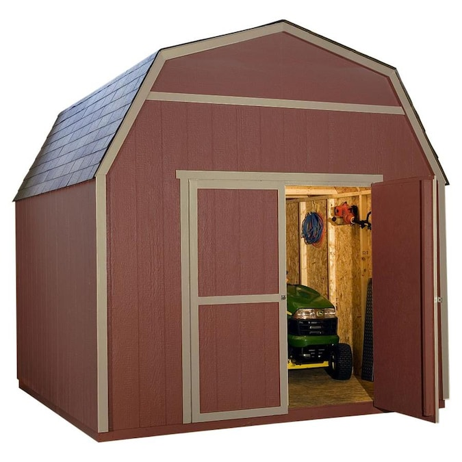 Heartland (Common: 10-ft x 10-ft; Interior Dimensions: 10-ft x .