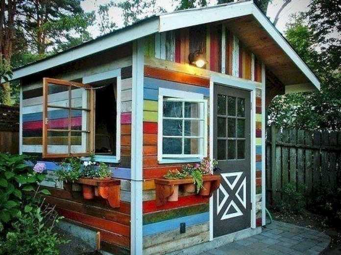 Wooden Sheds Ideas For Installi