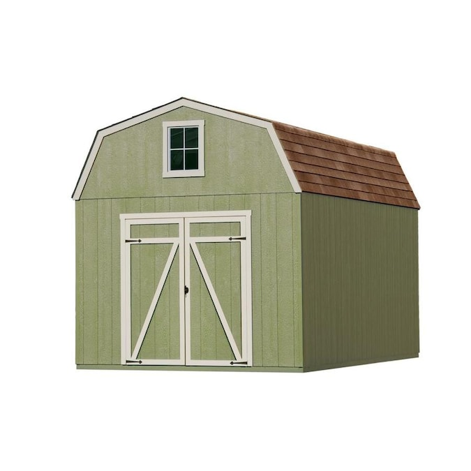 Heartland (Common: 10-ft x 16-ft; Interior Dimensions: 10-ft x 16 .