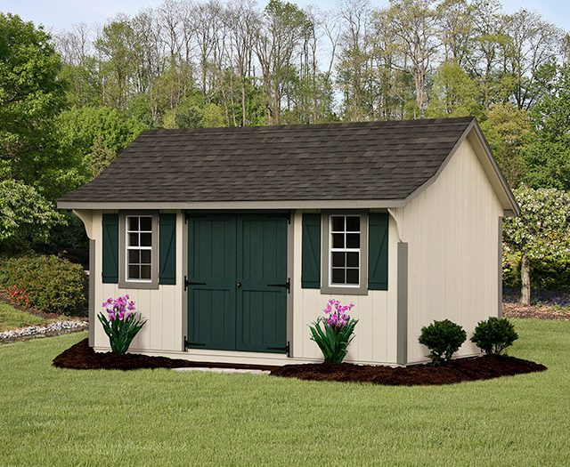 NY Outdoor Storage Sheds for Sale | Vinyl Storage She