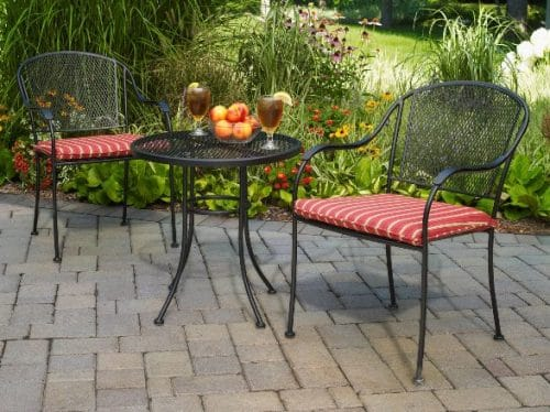 Outdoor Wrought Iron Patio Furniture - Outdoor Room Ide