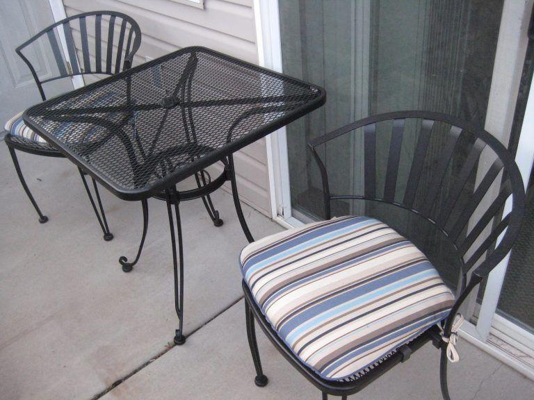 Furniture Wrought Iron Patio Chairs Costco Patio Furniture .