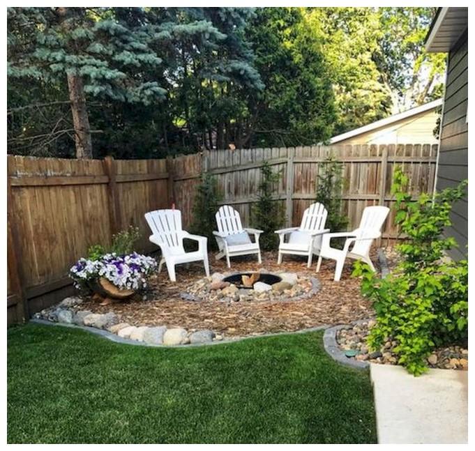 45 Stunning Front Yard Rock Garden Landscaping Ideas ~ vidur.n